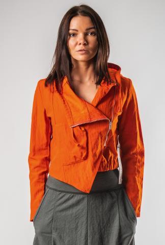 Lurdes Bergada Sports style tecnic jacket