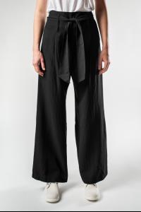 Lurdes Bergada Belted Wide Trousers