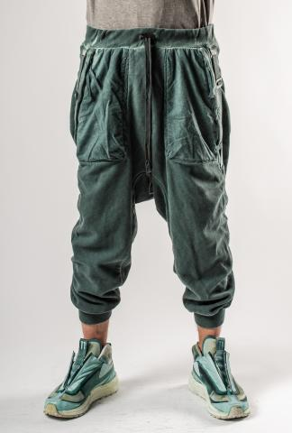 Boris Bidjan Saberi P18 pullable jogging pants