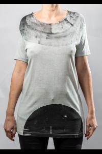 Amy Glenn Hand Dyed Graphic T-shirt