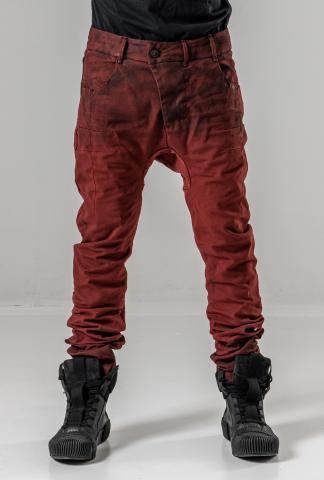 Boris Bidjan Saberi P13RF Double Object Dyed Jeans
