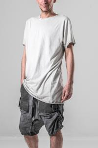 Boris Bidjan Saberi Seam Taped Regular Fit One Piece T-shirt
