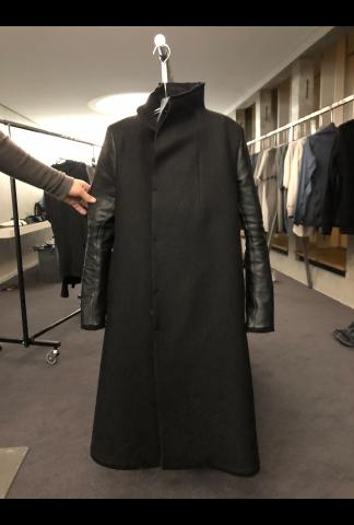 Boris Bidjan Saberi COAT LONG 1