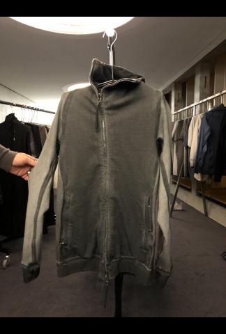 Boris Bidjan Saberi ZIPPER 2 I STITCH SEAM TAPED
