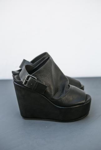 Marsell WOMAN SHOES CAPRONA GLUC NERO