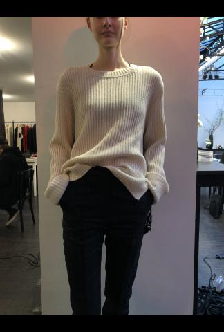 Ann Demeulemeester KNITTED SWEATER