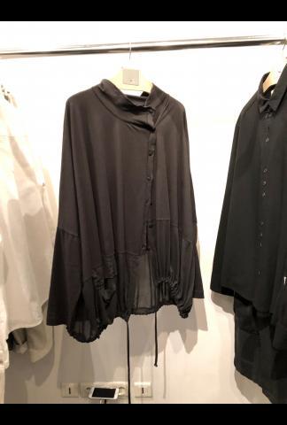Lurdes Bergada Asymmetric Shirt Jacket