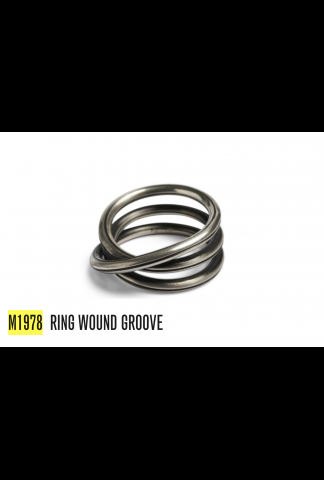 RING WOUND GROOVE