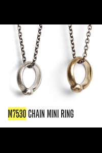 Werkstatt Munchen CHAIN MINI RING