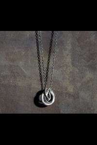 Werkstatt Munchen M3731 Necklace Four Rings