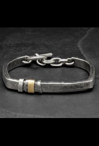 Tobias Wistissen Square Rings Bracelet