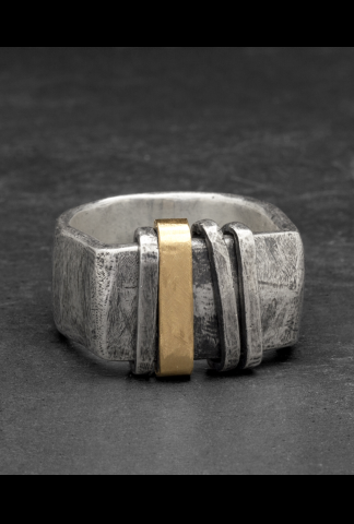Tobias Wistissen Square Rings Ring