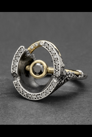 Tobias Wistissen Constructed Central Ring