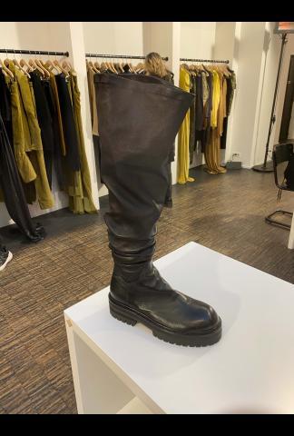 Ann Demeulemeester Sock Tall Boots