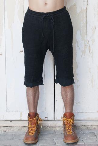 Lumen Et Umbra Double Layer Drawstring Shorts
