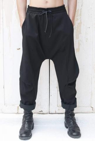 Lumen Et Umbra Drawstring 3D Trousers