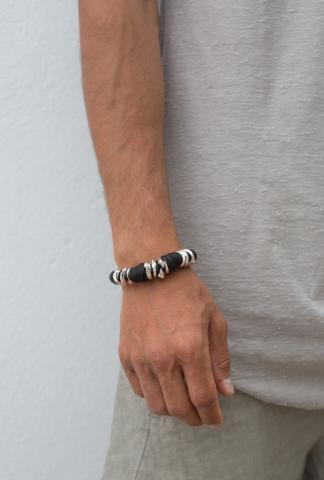 KD2024 Bracelet nail bend stone