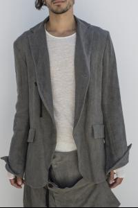 Barbara Bologna Grey jacket