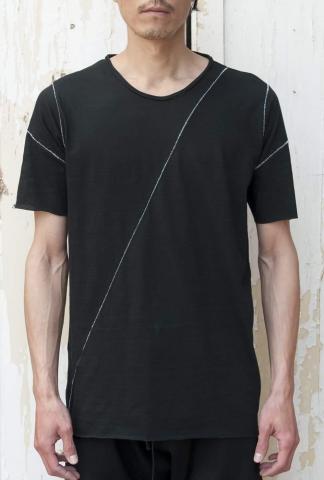 Lumen Et Umbra One Piece Spiral Cut Short Sleeve T-shirt