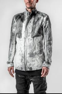Boris Bidjan Saberi J1 Seam Taped, Micro Dyed, Reversible Leather Jacket