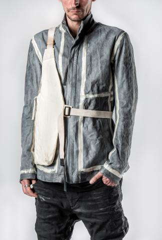 Boris Bidjan Saberi VEST BAG1 One Side Strap Harness
