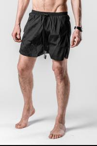 Boris Bidjan Saberi Black SWIM1 Swim Shorts