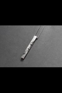 Tobias Wistissen Stick stones necklace