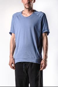 Individual Sentiments Raglan T-shirt with Exposed Seams