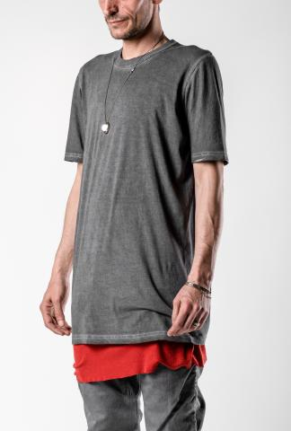 11byBBS Grey Dye TS5 Relaxed T-shirt