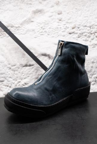 Guidi Orthopedic Front Zip sole Rubber