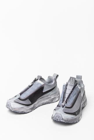 11byBBS BAMBA2 LOW Light Grey Salomon Low-top Sneakers