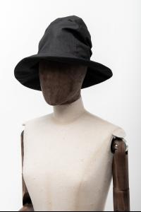 Isabel Benenato Asymmetric Puffy Hat