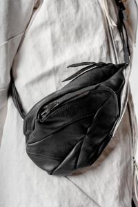 Leon Emanuel Blanck Anfractuous Distortion Horse Leather Small Dealer Bag