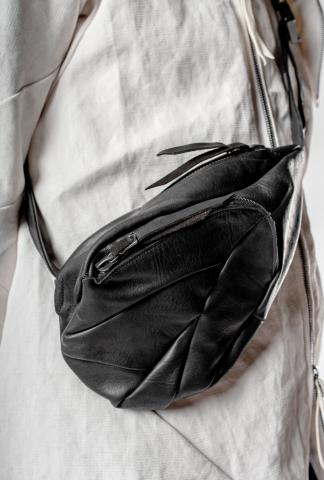 Leon Emanuel Blanck DIS-M-DBS-01 Anfractuous Distortion Horse Leather Small Dealer Bag