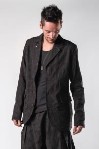 Aleksandr Manamis Flora Weave Lightweight Blazer