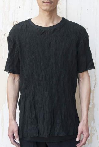 Lumen Et Umbra Double Layer Cotton-Metal tshirt