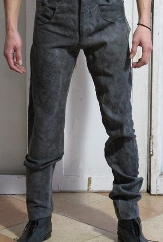 Lumen Et Umbra Military Canvas jeans