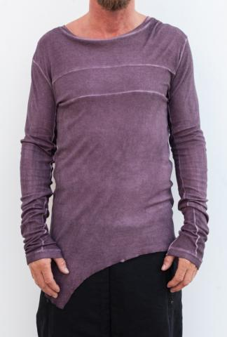 MANUEL MARTE L02 LONG SLEEVE BORDEAUX