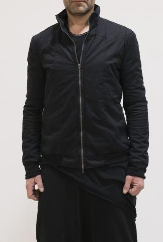 JULIUS_7 Seamed zipped Jacket
