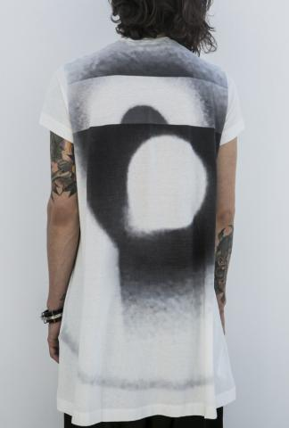 JULIUS_7 s/s tee with spheric/square