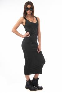 Un-Namable Slim Long Slip Dress