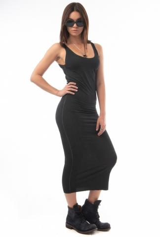 Un-Namable Slim Long Slip Dress