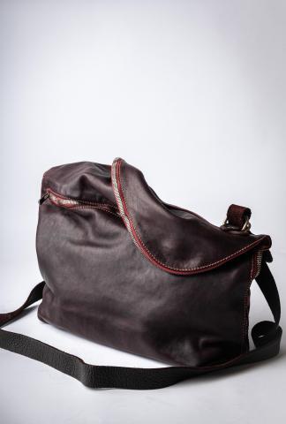 Guidi M10 CV23T Soft Horse Full Grain Leather Messenger Bag