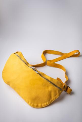 Guidi Q10M CO07T Soft Horse Full Grain Leather Belt Bag
