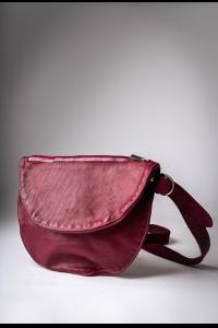 Guidi Q90 CV55T Soft Horse Full Grain Leather Fold Over Belt Bag