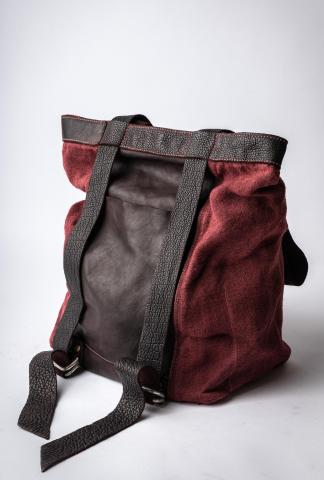Guidi NBP02 CV23T Semi Linen Backpack