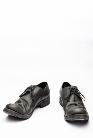 Evarist Bertran Kangaroo Nubuck Leather Derbies