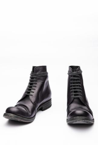 Evarist Bertran Spanish Full Grain Culatta Horse Leather Ankle Boots
