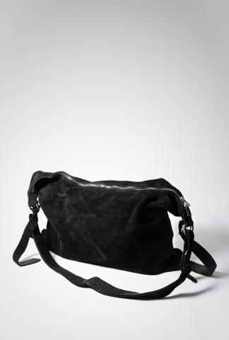 Guidi Q15 BLKT Horse Reverse Leather Cross Body Bag