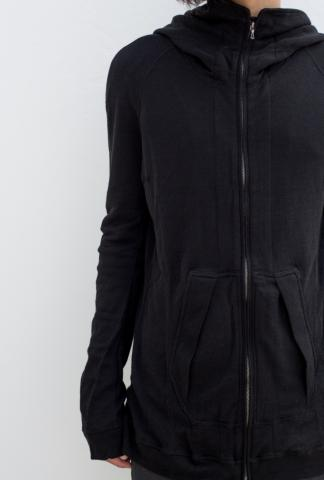MA_JULIUS Hooded zip